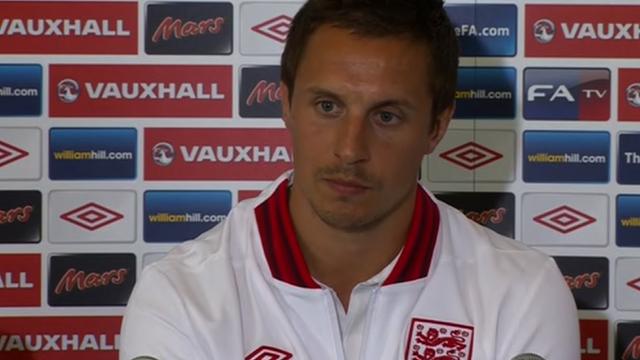 England defender Phil Jagielka