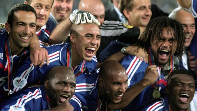 Best moments of Euro 2000