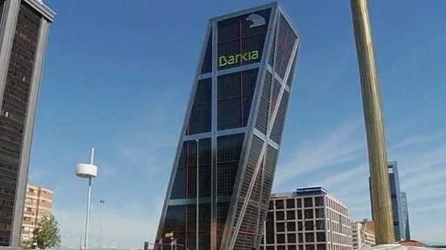 Bankia building