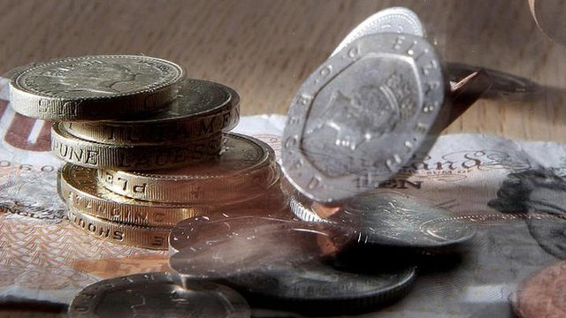 Sterling money