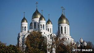 Kaliningrad cathedral