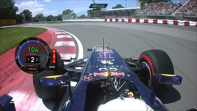 On-board with Sebastian Vettel