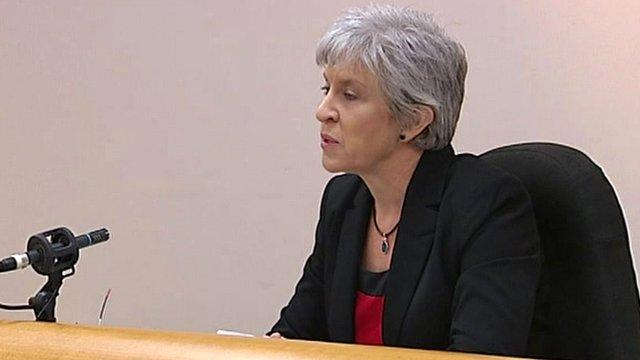 Elizabeth Morris, coroner