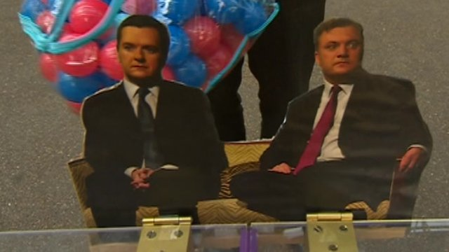 George Osborne or Ed Balls