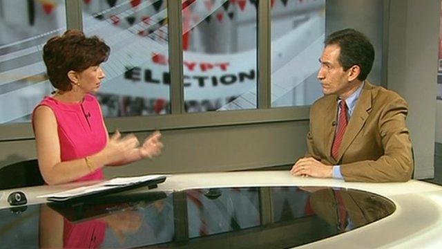Jon Alterman on World News America