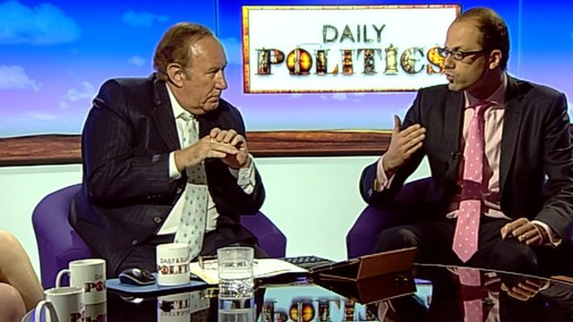 Andrew Neil and Allister Heath