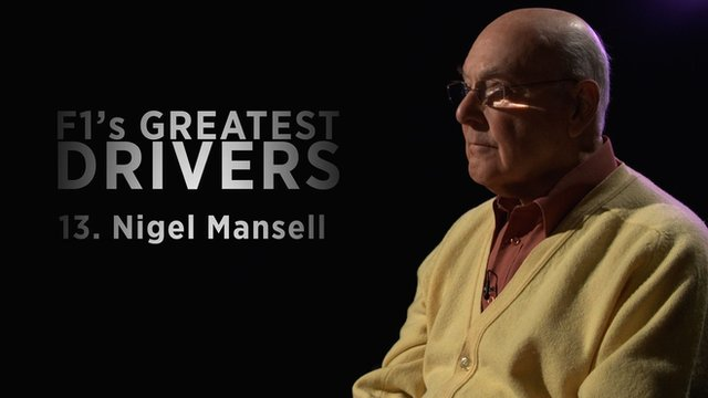 Murray Walker on Nigel Mansell