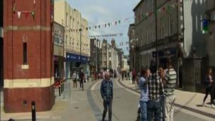 Stryd Fawr Bangor