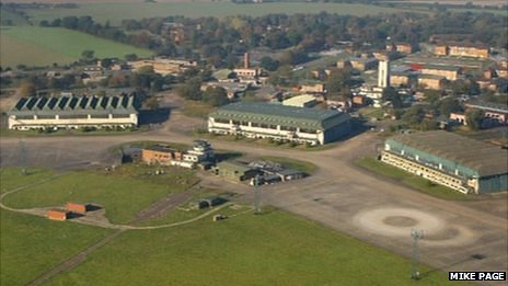 RAF Coltishall (Photo: Mike Page)
