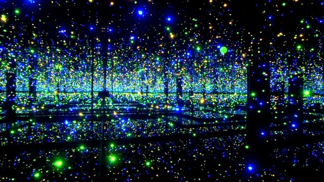 Yayoi Kusama at Tate Modern