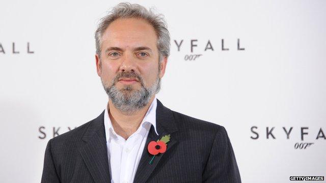 Sam Mendes, director of Skyfall