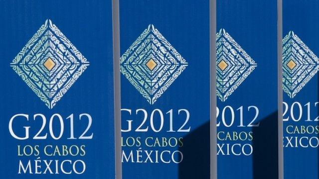 G20 Summit logos