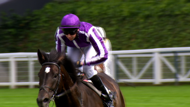 Royal Ascot: So You Think denies Queen's Carlton House victory