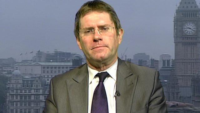 Shadow Schools Minister Kevin Brennan