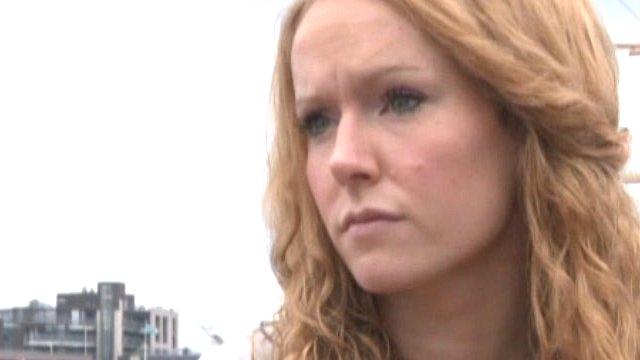 Elin L'Estrange, survivor of the 2011 attack