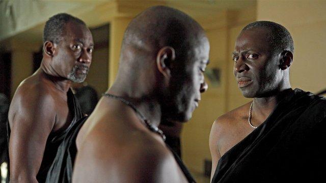2012 RSC production of Julius Caesar