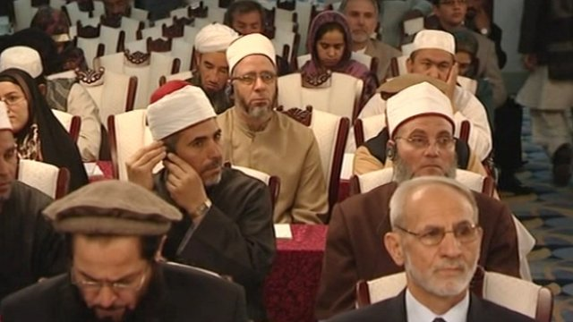 Islamic scholars meet in Kabul