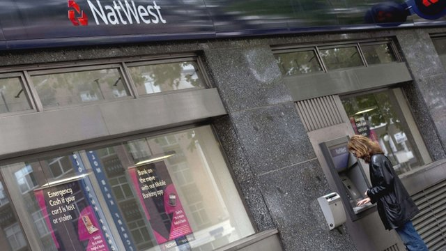A NatWest branch