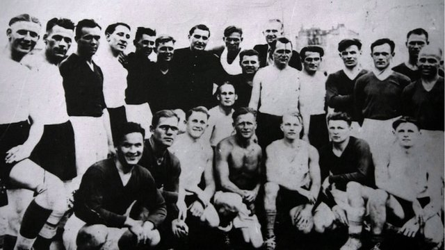 FC Start the wartime Kiev football team that inspired the film Escape to Victory