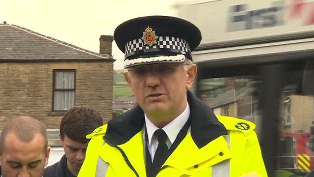 Asst Chief Constable Steve Heywood