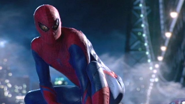 Still from The Amazing Spider-Man