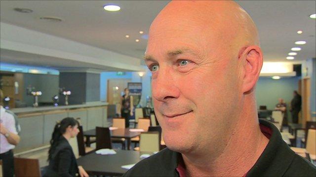 Salford City Reds coach Phil Veivers