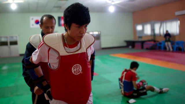 Rohullah Nikpai, Afghanistan's sole Olympic medallist