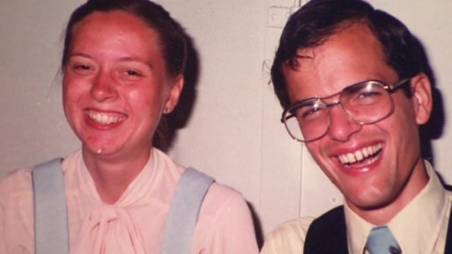 Cathy and John Williams