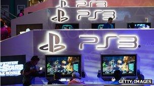 PlayStation 3 at E3 trade show
