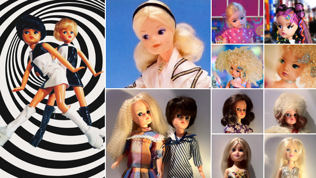 Sindy pictures from the 1960s to present day. Pictures courtesy of Pedigree toys