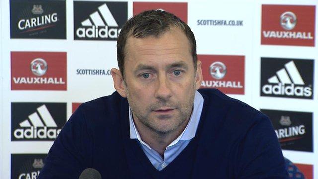 Former Scotland striker Don Hutchison