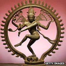 Shiva as Nataraja (Lord of Dance)