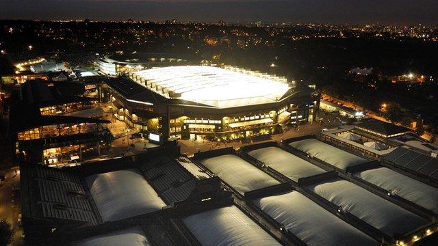 Wimbledon tennis championships