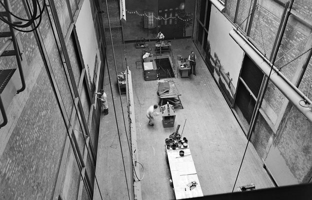 Scenic Artists Studio