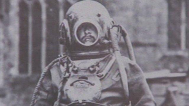 Diver Bill