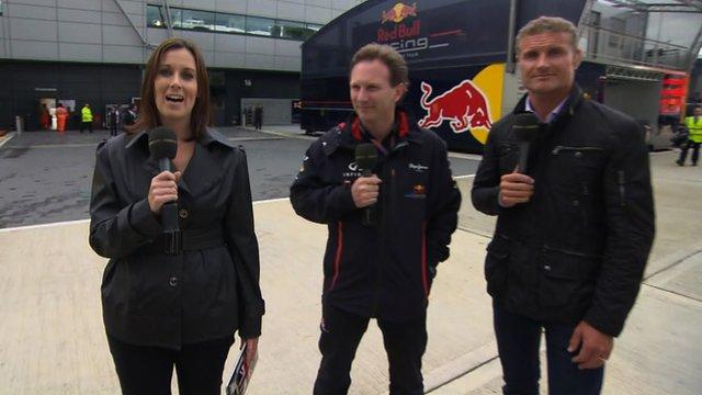 Inside F1 with Lee McKenzie
