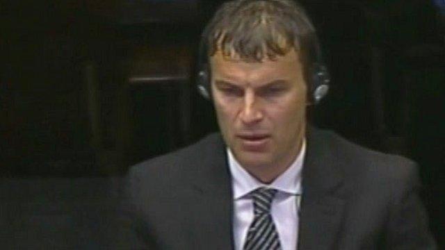 Witness Elvedin Pasic