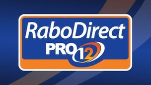 Logo Rabo Direct