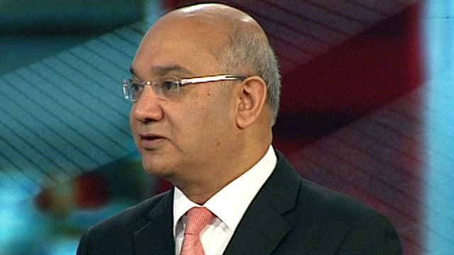 Home Affairs Select Committee chairman Keith Vaz
