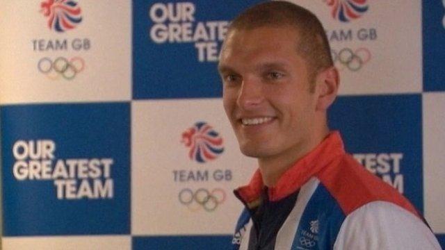 Mohamed Sbihi, team GB Muslim rower
