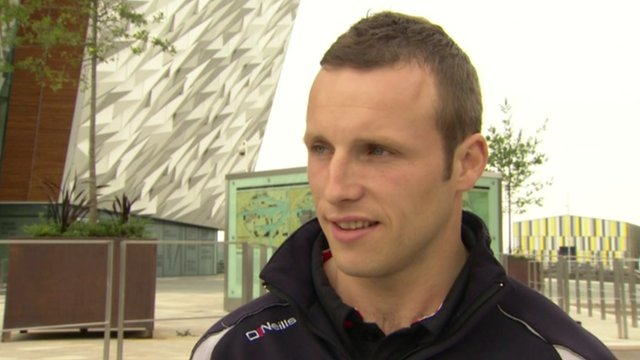 Ambrose Rogers will lead out Down in Sunday's Ulster Final against Donegal