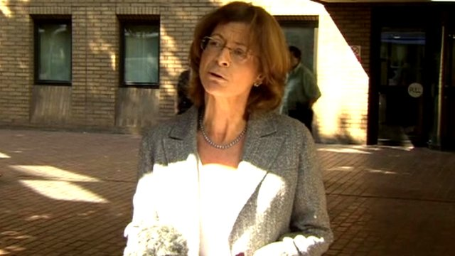 Deborah Glass, deputy chairwoman, Independent Police Complaints Commission
