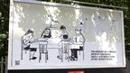 Sarnath Banerjee billboard