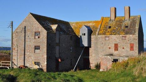 John O'Groats Mill