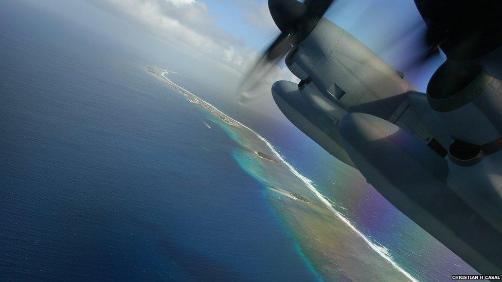 KC-130J aircraft