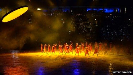 London 2012 Opening Ceremony