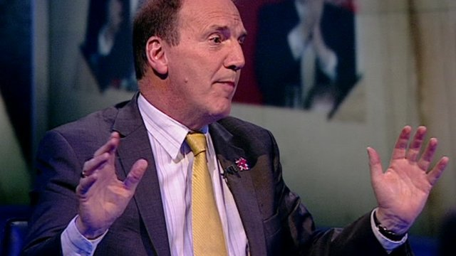 Lib Dems deputy leader Simon Hughes