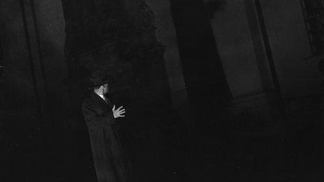 Joseph Cotten in the Third Man