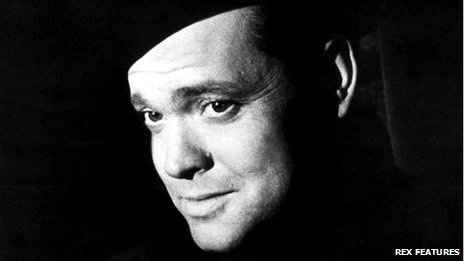 Orson Welles as Harry Lime in The Third Man