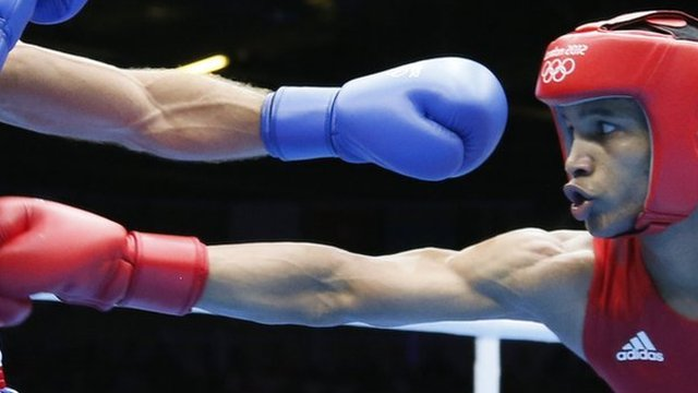 Sotolongo wins gold for Cuba